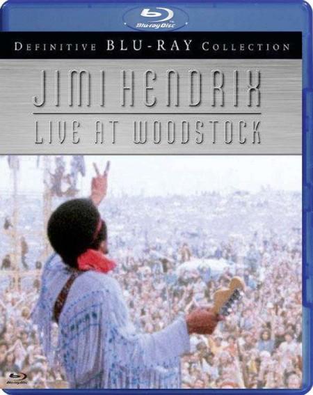 Jimi Hendrix: Live At Woodstock - BluRay