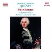 Quantz: Flute Sonatas - CD