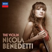 Nicola Benedetti - The Violin - CD