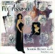 Sharon Bezaly, Ervin Nagy: Sharon Bezaly -Flutissimo, virtuosissimo flute music - CD