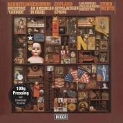 Zubin Mehta, Los Angeles Philharmonic: Bernstein, Gershwin: Candide-Ouvertüre, An American in Paris - Plak