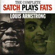 Louis Armstrong: The Complete Satch Plays Fats - CD