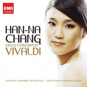 Han-na Chang, London Chamber Orchestra, Christopher Warren-Green: Vivaldi: Cello Concertos - CD