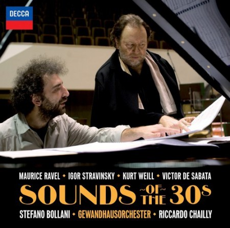Stefano Bollani, Riccardo Chailly, Gewandhausorchester Leipzig: Sounds Of The 30s - CD