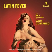 Jack Costanzo: Latin Fever (LP Collector's Edition Strictly Limited To 500 Copies!) - Plak