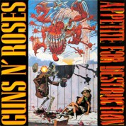 Guns N' Roses: Appetite for Destruction - Plak