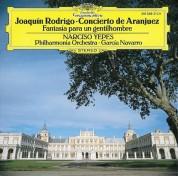 Narciso Yepes, English Chamber Orchestra, García Navarro, Philharmonia Orchestra: Rodrigo: Concierto De Aranjuez - CD