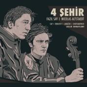 Fazıl Say, Nicolas Altstaedt: 4 Şehir - CD