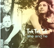Tok Tok Tok: She And Heÿ - CD