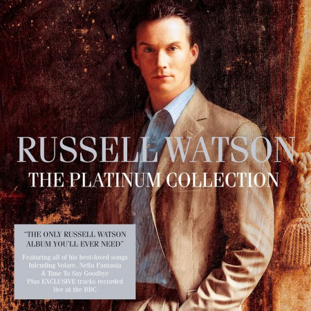 Russell Watson: The Platinum Collection - CD