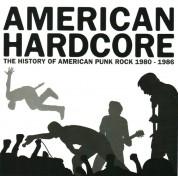 Çeşitli Sanatçılar: OST - American Hardcore History - CD
