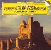 Narciso Yepes: Tárrega: Gitarrenmusik - CD