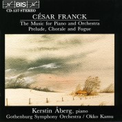Kerstin Åberg, Gothenburg Symphony Orchestra, Okko Kamu: Franck: Music for Piano and Orchestra - CD