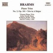 Brahms: Piano Trio No. 3 / Trio in A Major - CD