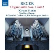 Kirsten Sturm: Reger: Organ Works, Vol. 12 - CD