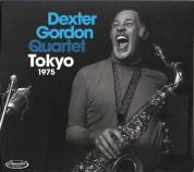 Dexter Gordon, Kenny Drew: Dexter Gordon Quartet feat Kenny Drew - Tokyo 1975 (All Tracks Previously Unissued) - CD