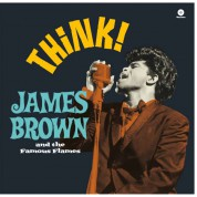 James Brown: Think! (Limited-Edition +2 Bonus Tracks) - Plak