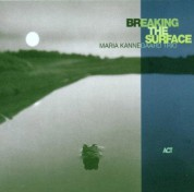 Maria Kannegaard: Breaking The Surface - CD