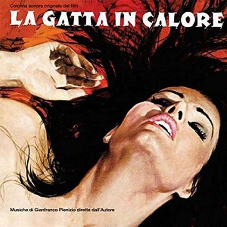 Gianfranco Plenizio: La Gatta In Calore - Plak