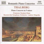Thalberg: Piano Concerto in F Minor / Souvenirs De Beethoven - CD