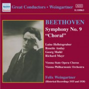 Felix Weingartner: Beethoven: Symphony No. 9 (Weingartner) (1935) - CD