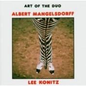 Lee Konitz, Albert Mangelsdorff: Art Of The Duo - CD