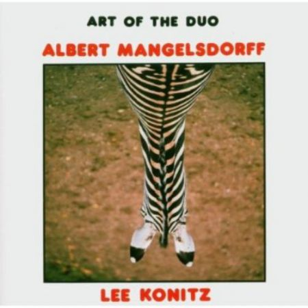 Lee Konitz, Albert Mangelsdorff: Art Of The Duo - CD