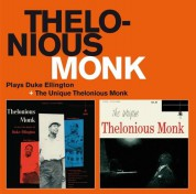 Thelonious Monk: Palys Duke Ellington + The Unique Thelonious Monk - CD