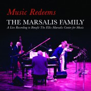 The Marsalis Family: Music Redeems - CD
