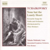 Tchaikovsky: None But the Lonely Heart - CD