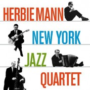 Herbie Mann: New York Jazz Quartet + Music For Suburban Living - CD