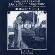Hermann Prey, Helmut Deutsch, Annette Prey: Brahms: Die Schone Magelone - Plak
