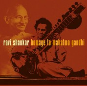Ravi Shankar: Homage To Mahatma Gandhi - CD