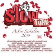 Çeşitli Sanatçılar: Slow Türk Aşkın Şarkıları 2019 - CD