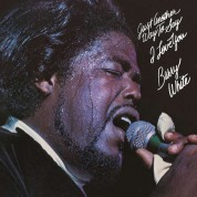 Barry White: Just Another Way To Say I Love You - Plak