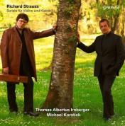 Thomas Albertus Irnberger, Michael Korstick: Richard Strauss: Violin sonata op. 18 - Plak