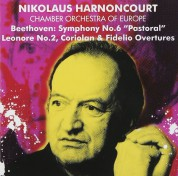 Chamber Orchestra of Europe, Nikolaus Harnoncourt: Beethoven: Sinfonie No. 6 - CD