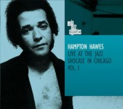 Hampton Hawes: Live at the Jazz Showcase in Chicago Vol.1 - CD