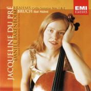 Jacqueline du Pré, Daniel Barenboim: Brahms: Cello Sonatas Nos. 1 & 2 / Bruch: Kol Nidrei - CD