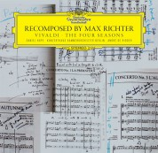 André de Ridder, Daniel Hope, Konzerthaus Kammerorchester Berlin: Vivaldi: Four Seasons Recomposed By Max Richter - CD