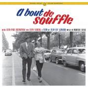 Martial Solal: A Bout De Souffle - Plak
