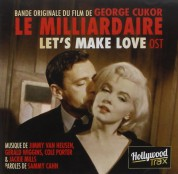 Marilyn Monroe, Yves Montand, Frankie Vaughan: OST - Le Milliardaire (Let's Make Love) - CD