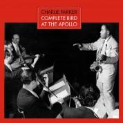 Charlie Parker: Complete Bird At The Apolo + 4 Bonus Tracks - CD