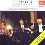 Czech Philharmonic Orchestra, Václav Neumann: Beethoven: Symphony No. 9 - CD