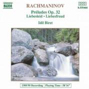 Rachmaninov: 13 Preludes, Op. 32 / Kreisler: Liebesleid and Liebesfreud - CD