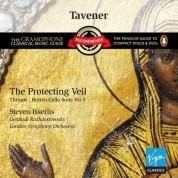 Steven Isserlis, London Symphony Orchestra, Gennadi Roshdestvensky: Tavener: The Protecting Veil, Thrinos/ Britten: Cellosuite No. 3 - CD