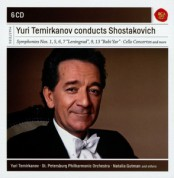 Yuri Temirkanov: Conducts Shostakovich - CD