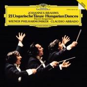Wiener Philharmoniker, Claudio Abbado: Brahms: 21 Ungarische Tänze (Hungarian Dances) - Plak