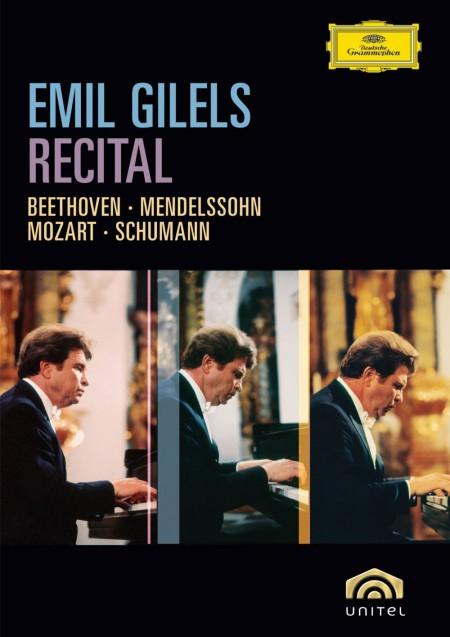 Emil Gilels - Recital - DVD