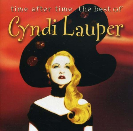 Cyndi Lauper: Time After Time - The Best Of Cyndi Lauper - CD